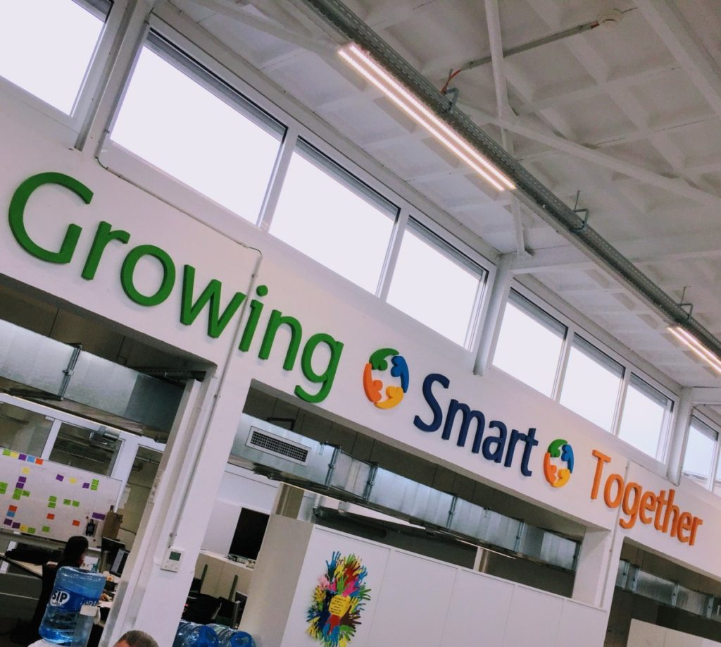 Growing Smart Together